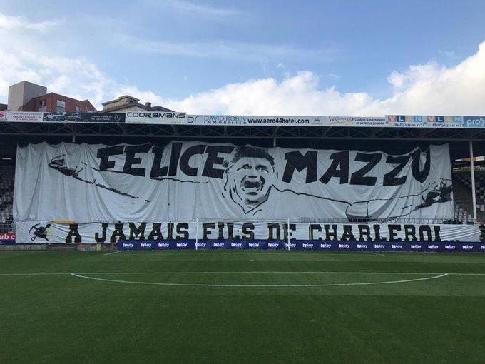Marco Mazzù Charleroi